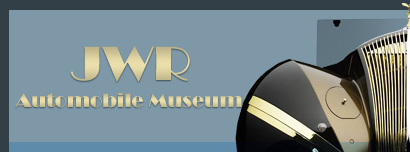 JWR Automobile Museum | 2 Eleanor Ave. Frackville, PA 17931 | Phone: 570-874-1602 | Fax: 570-874-2026